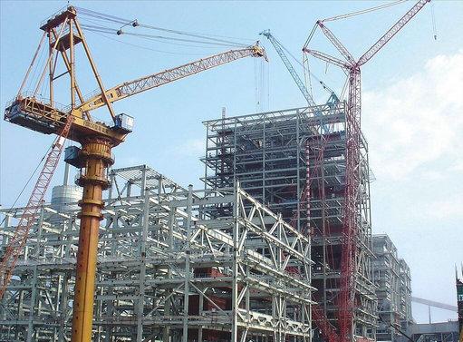 钢结构吊装公司常见的几种吊装方法